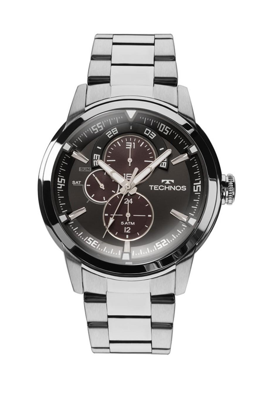 Relógio Technos Masculino - 6P57AD/1P